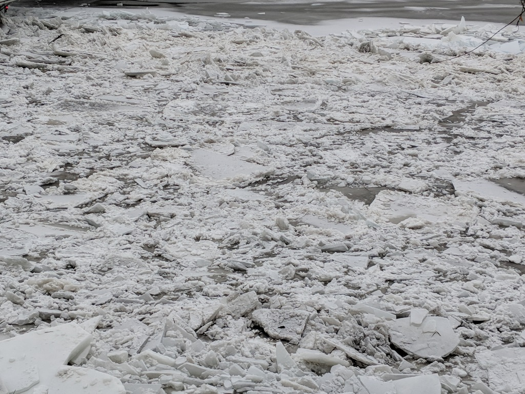 (c) Kathleen Thompson The ice is thick!